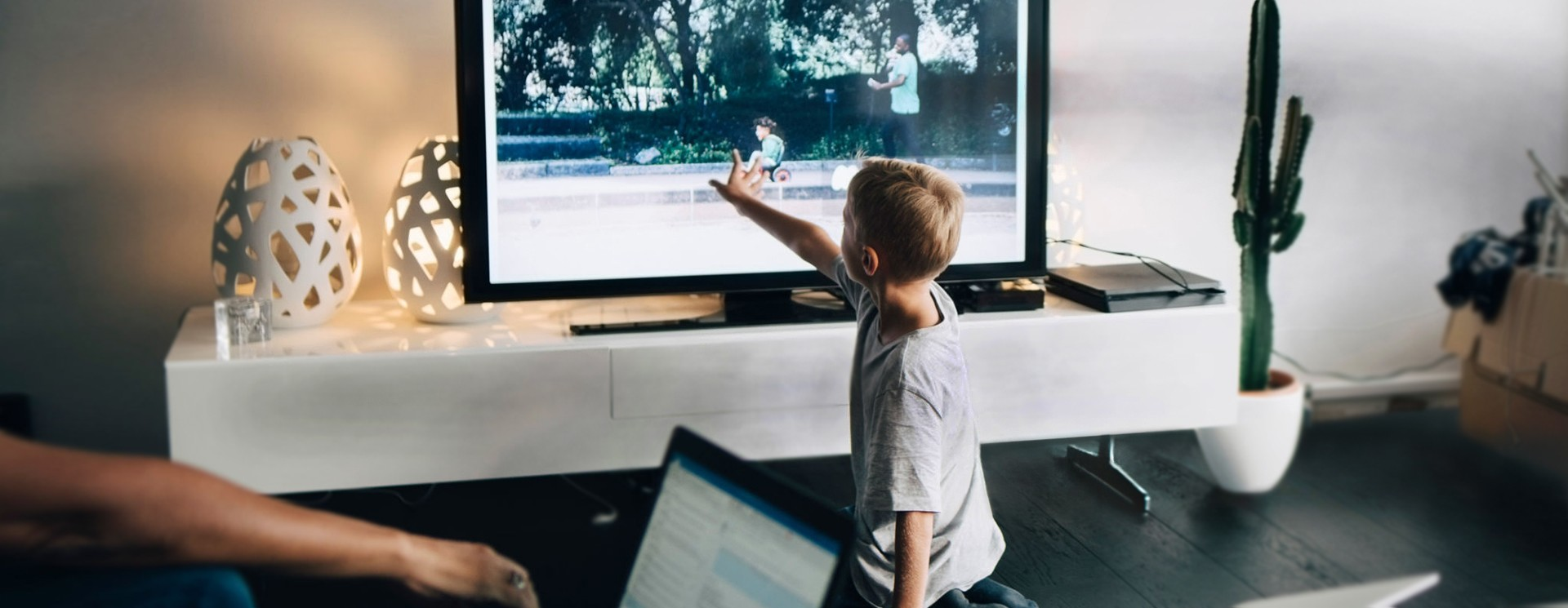 IVI - Watching Videos on Smart TVs image