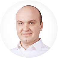 Head of mobile department Vitaliy Vasilenko