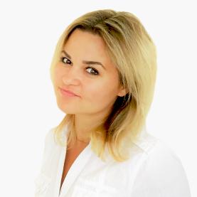 HR manager Iryna Kuripko