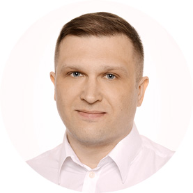 Head of Minsk office Alexander Grigoriev