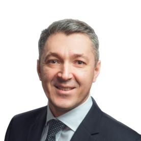HR manager Ruslan Krapivin