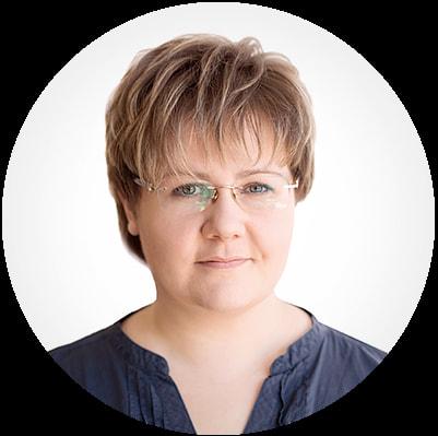 HR manager Elena Maslova