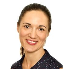 HR manager Kristina Nikitenko