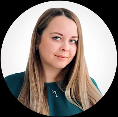 HR manager Anna Polshchikova