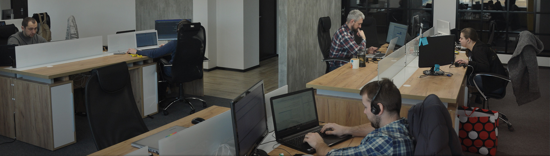 Andersen office in Dnipro, Ukraine