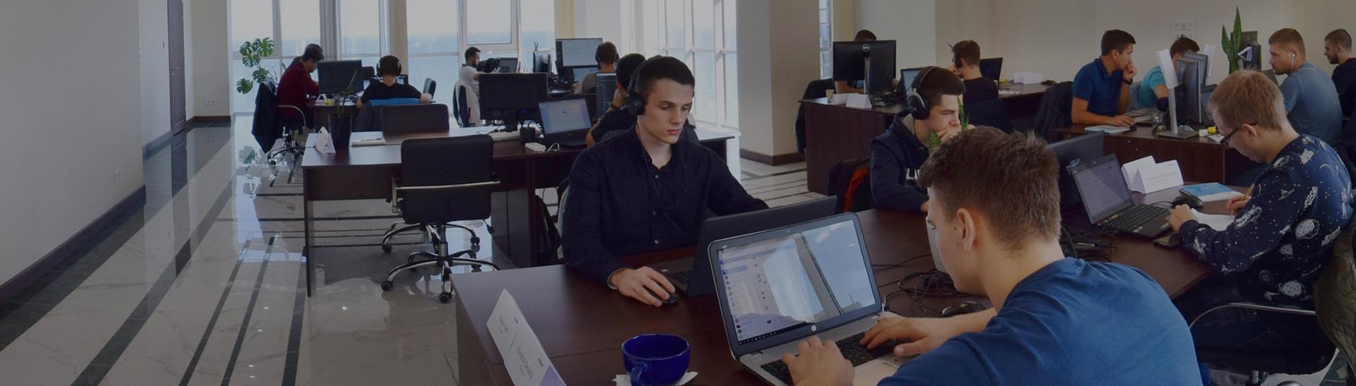 Andersen office in Odesa, Ukraine