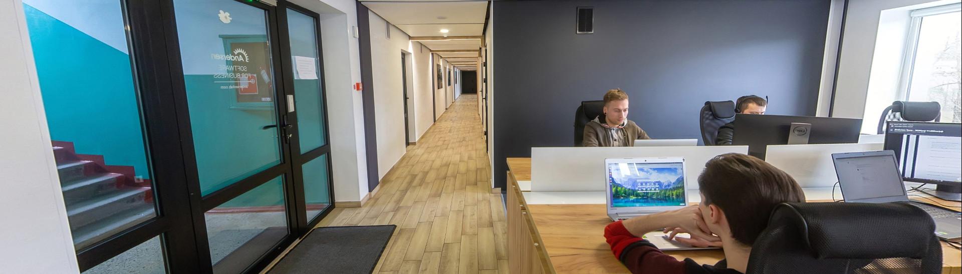 Andersen office in Vitebsk, Belarus